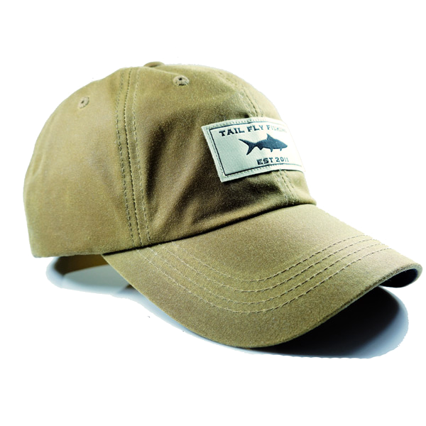 Oil Cloth Cap - Tail Fly Fishing Magazine - Online Fly Shop