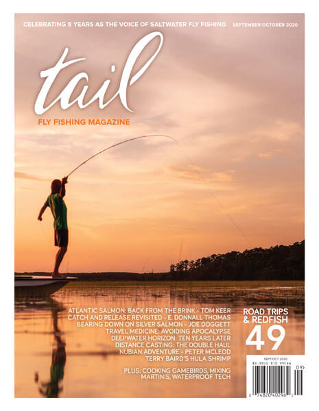 Tail Fly Fishing Magazine #49 - Tail Magazine Fly Shop