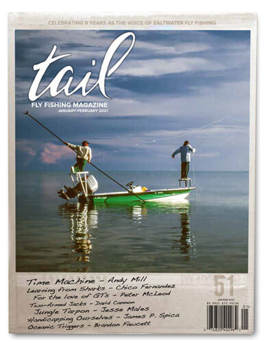 fly fishing magazine |  saltwater fly fishing