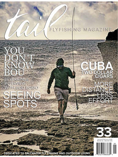 Tail Fly Fishing Magazine #33 - Tail Fly Fishing Magazine - Online Fly Shop