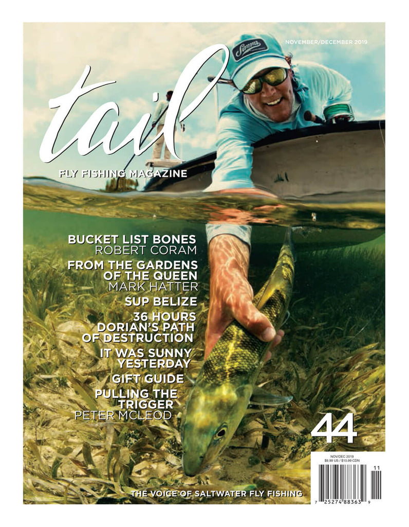 Tail Fly Fishing Magazine #44 - Tail Fly Fishing Magazine - Online Fly Shop