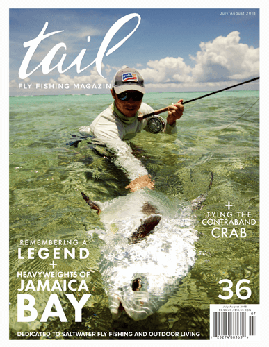 Tail Fly Fishing Magazine #36 - Tail Magazine Fly Shop