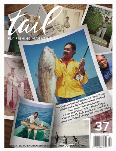 Tail Fly Fishing Magazine #37 - Tail Magazine Fly Shop