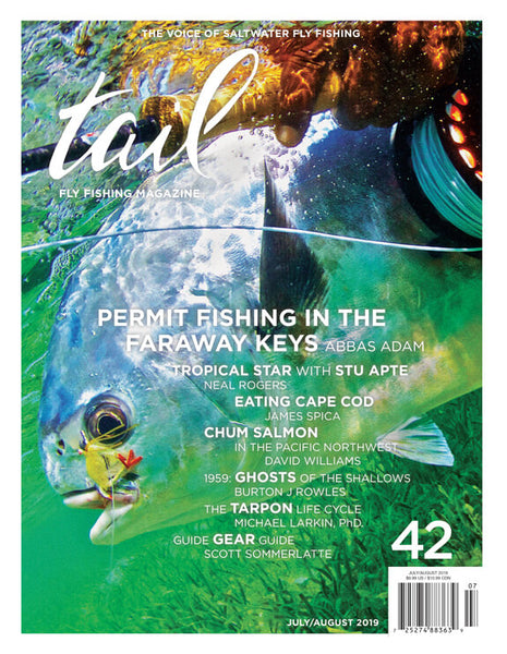 Tail Fly Fishing Magazine #42