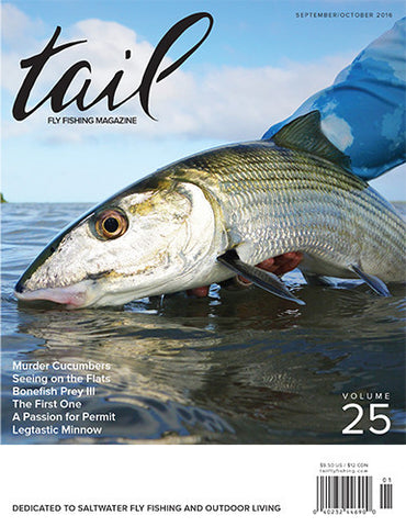 Tail Fly Fishing Magazine #25 - Tail Fly Fishing Magazine - Online Fly Shop