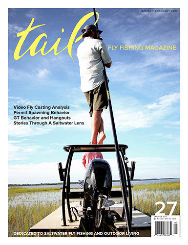 Tail Fly fishing Magazine #27 - Tail Magazine Fly Shop