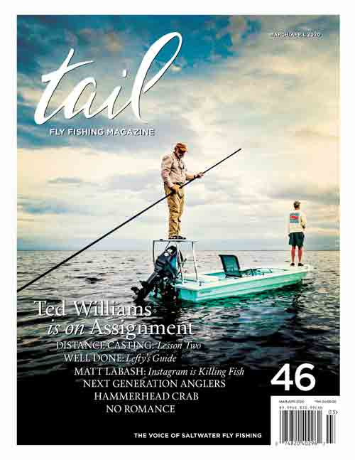 Tail Fly Fishing Magazine #46 - Tail Magazine Fly Shop