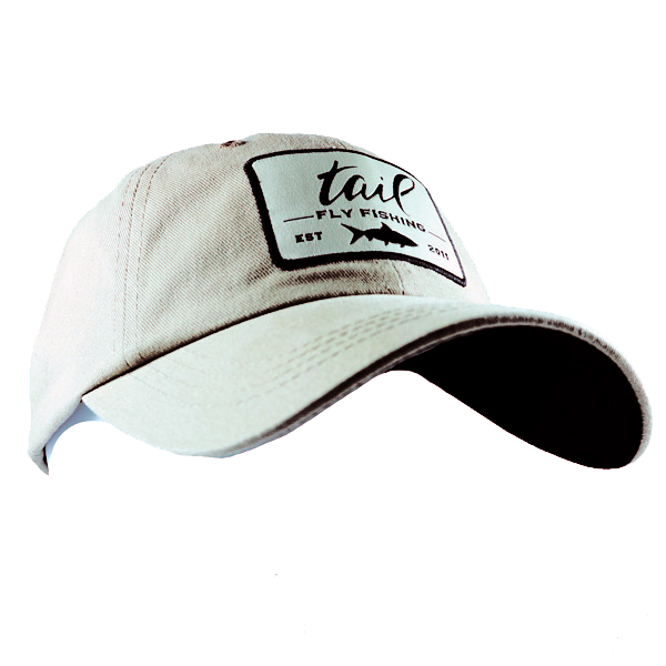 brushed cotton patch cap - Tail Fly Fishing Magazine - Online Fly Shop