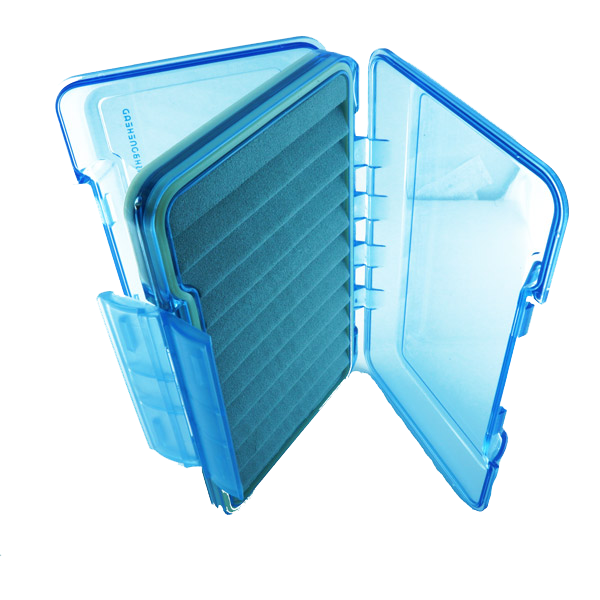 Waterproof Fly Box - Tail Fly Fishing Magazine - Online Fly Shop