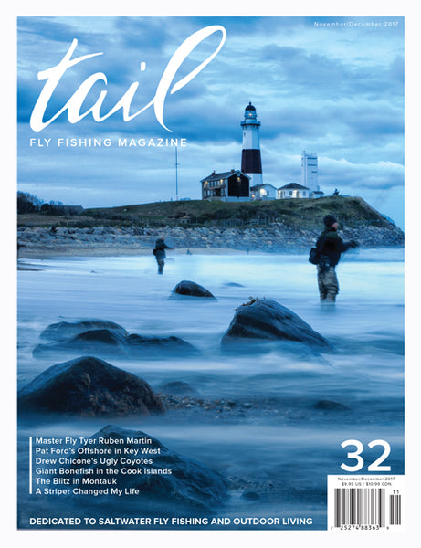 Tail Fly Fishing Magazine #32 - Tail Fly Fishing Magazine - Online Fly Shop