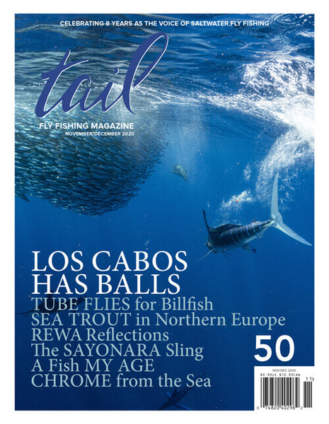 Tail Fly Fishing Magazine #50 - Tail Fly Fishing Magazine - Online Fly Shop