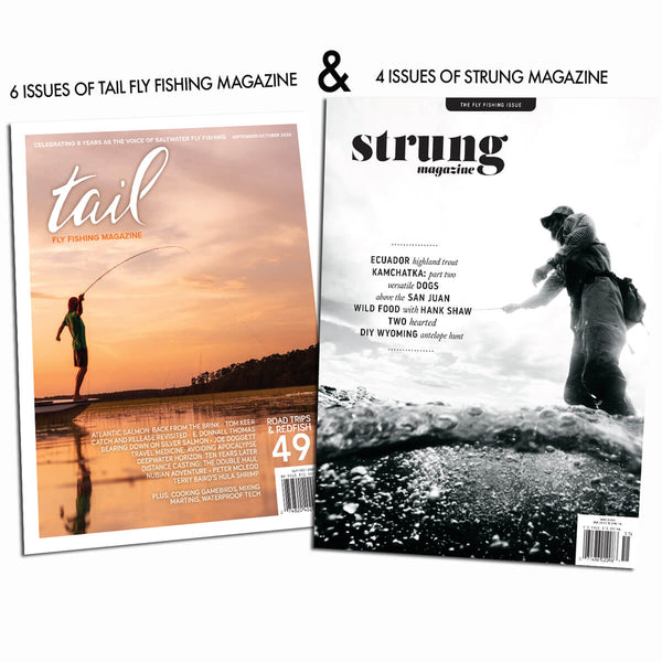 Salt & Sweetwater Combo - Tail Fly Fishing Magazine - Online Fly Shop