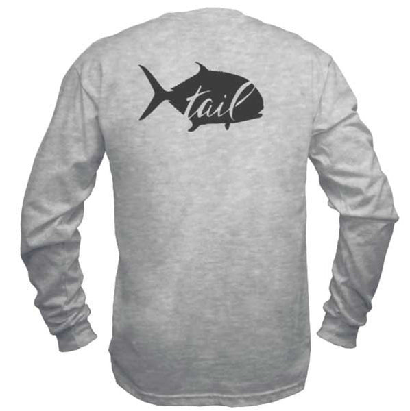 Super Comfortable Long Sleeve Tee - Tail Magazine Fly Shop