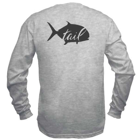 Super Comfortable Long Sleeve Tee - Tail Fly Fishing Magazine - Online Fly Shop
