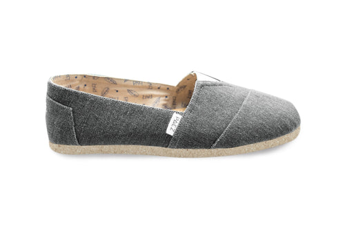 Cork-Canvas Black