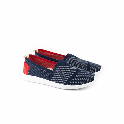 Pulse - Navy-Red
