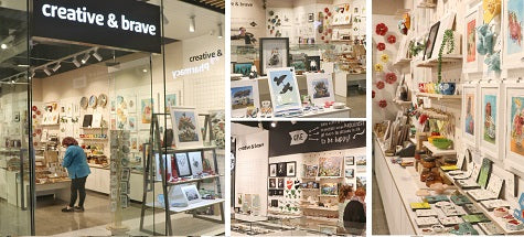 Creative & Brave Commercial Bay