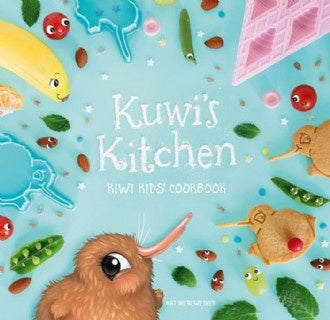 Kuwi's Kitchen, With Kuwi Cookie Cutter
