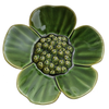 Soda Green Ribbonwood Flower Wall Ornament, Medium