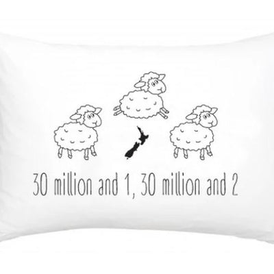 Counting Sheep, Single Pillowcase