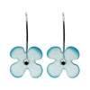 Eco Glass Hydrangea Hooks, Bombay Blue