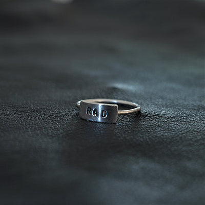 Rad Word Ring