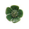 Soda Green Ribbonwood Flower Wall Ornament, Small