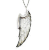 Wing Necklace, Mother Of Pearl