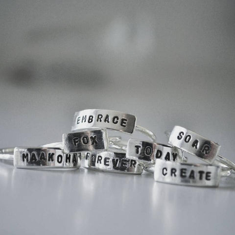 WORD RING- Create