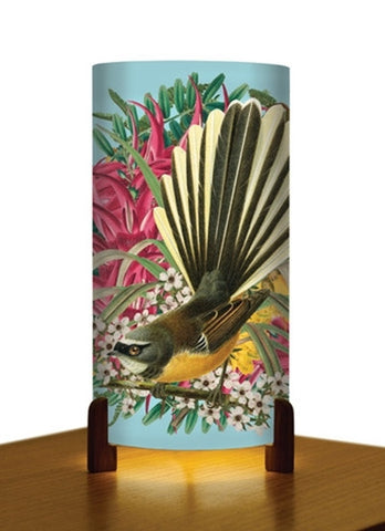 TABLE LAMP, Botanical Fantail