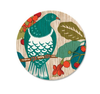 Kereru Screenprint Coaster