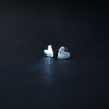 Heart Shape Studs