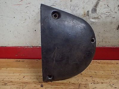 1978 Yamaha DT400 DT 400 engine oil pump cover - Vintage MX