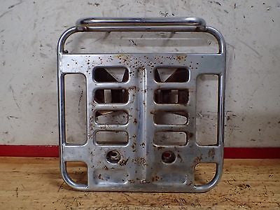 1974 Honda Trail CT90 90 luggage rack - Vintage MX