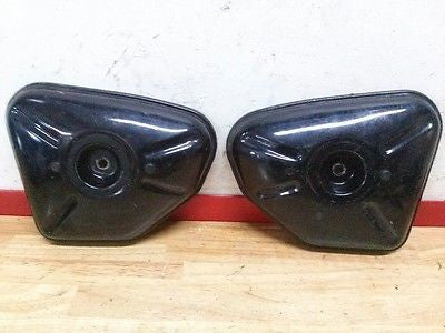1975 Honda CB500 CB 500 airbox air box covers - Vintage MX