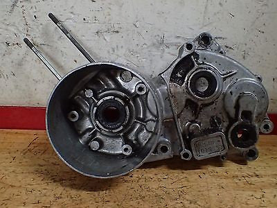 1974 1975 Honda MR50 MR 50 Elsinore left engine case crankcase - Vintage MX