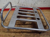 1969 Honda Trail CT90 90 luggage rack - Vintage MX