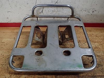 1970 Honda Trail CT90 90 luggage rack - Vintage MX