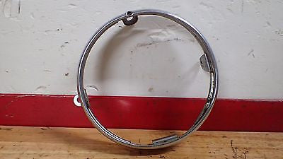 1975 Honda CB200 CB 200 CB200T headlight light trim ring OEM - Vintage MX