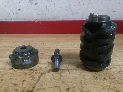 1986 Honda CR125 CR 125 gearshift drum OEM - Vintage MX