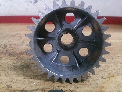 1976 Can-Am Can Am Bombardier MX2 125 clutch hub - Vintage MX
