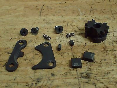 1977 1978 1979 Suzuki PE250 PE 250 shifting pawl cam driven gear ratchet lifter - Vintage MX