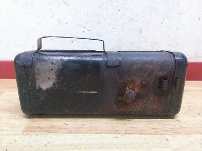 1968-1973 Honda CL350 CL 350 toolbox tool box - Vintage MX