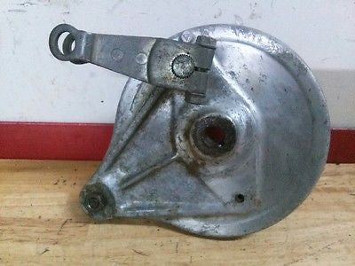 1977 Honda XL 75 XL75 rear brake hub drum actuator - Vintage MX