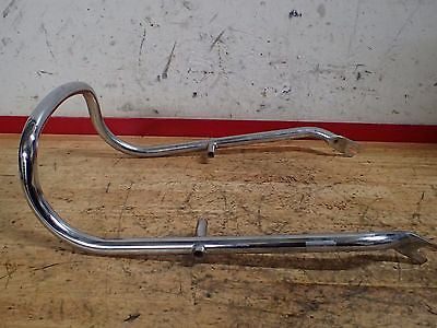 1982 Honda CM450 CM 450 CM450E grab bar rack - Vintage MX