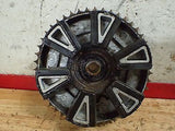 1968 Jawa 590 Californian sprocket hub cush drive - Vintage MX