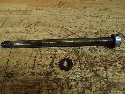 1968 Jawa 590 250cc Californian rear axle - Vintage MX