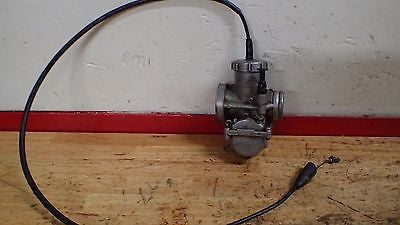 1983 Honda CR250 CR 250 carb carburetor with float bowl slide throttle valve - Vintage MX