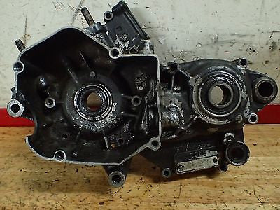 1993 1994 Honda CR125 CR 125 left crankcase case engine - Vintage MX