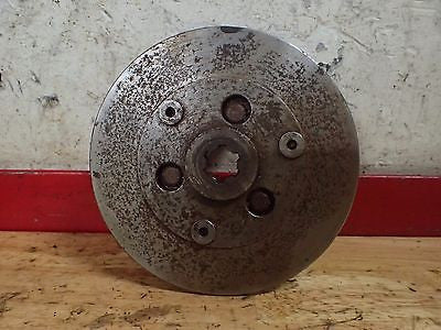 1968 Jawa 590 Californian clutch hub center boss - Vintage MX